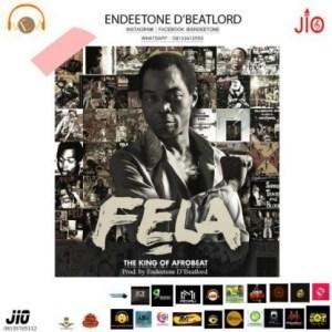 Free Beat: Fela - King of Afrobeat (BeatBy Endeetone)